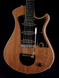 "Springer Guitars Halfbreed Special => Custom made, based on the specs of Brian May's ""Red Special"""