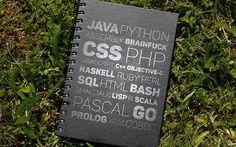 Programming languages Notebooks