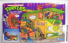 Goddamnit I wish I saved the box to my Party Wagon, bro. #badass80sthing #thanksbro #ninjaturtles Thanks a bro with jerky and beer at www.thanks-bro.com