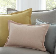 Linen cushion 50 x 30cm by NewhookDesign on Etsy