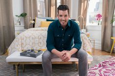 What This Property Brother Taught Us About A Good Night's Sleep on domino.com