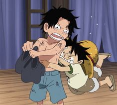 Ace And Luffy, Anime, Art, Art Background, Kunst, Cartoon Movies, Anime Music, Performing Arts, Animation