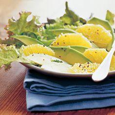 Appelsiini-avokadosalaatti | K-ruoka #sitrushedelmät