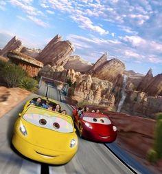 Insider tips for Disney's new Cars Land!