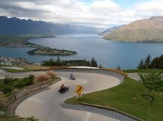 Skyline Queenstown, New Zealand - Gondola & Luge