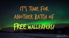 Has Jesse Martineau lost his mind? He is giving away FREE Landscape wallpapers! 6 great images he has taken Free for you! Landscape Wallpaper, Say More, Wallpaper S, No Time For Me, Dads, Neon Signs, Lights, Sayings, Photography