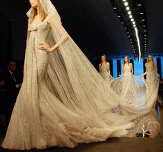 haute-couturedesigners:  Georges Hobeika.