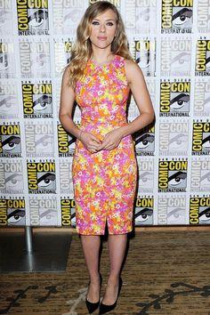 Scarlett Johansson, Comic-Con 2013