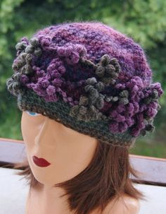 summer sale Multicolour Freeform Crochet by handmadestreet101