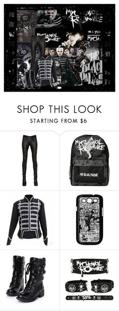 """i'm just a man // i'm not a hero"" by flowercrownqueen666 ❤ liked on Polyvore featuring A.F. Vandevorst, Hot Topic and Samsung"