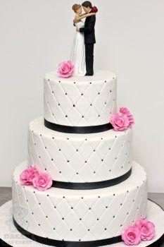ver decoracion de tortas para casamiento - Buscar con Google