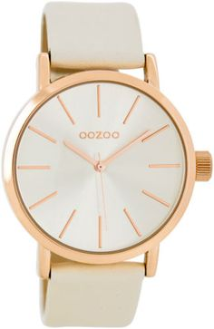 NEW-Rose-gold-watch-champagne-or-blush-pink-Women-039-s-by-oozoo-australia