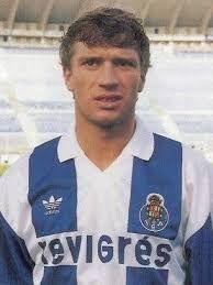 Resultado de imagem para jogadores do futebol clube do porto anos 80/ 90 /oo