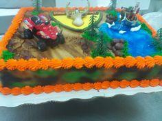 Hunting fishing for wheeling county boy cake