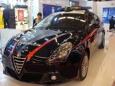 Polizia e Carabinieri: 1.500 Alfa Romeo in Arrivo   Roma