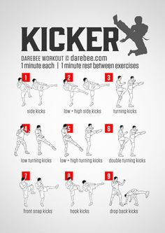 Kicker Workout More