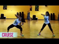 Florida Georgia Line - Cruise (Dance Fitness with Jessica) - YouTube