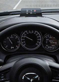 Mazda 6 Sedan 2017 cluster + HUD Mazda 6 2017, Mazda 6 Sedan, Car App, User Interface Design, Gauges, Trucks, Vehicles, Watches, Cars