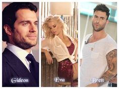 henry cavill as gideon cross | My favorite shows : Friends, Brothers, Grey's Anatomy, True ...