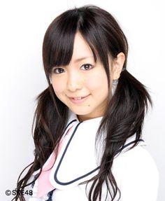 1st Generation #Kanako_Hiramatsu #平松可奈子 Birthdate: November 14, 1991 #SKE48 #Team_S