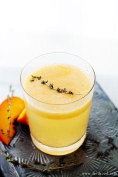 Melocotón y Tomillo Mimosas
