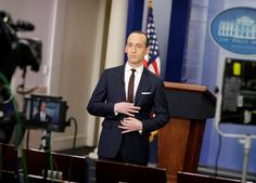 KING: Stephen Miller is the latest insufferable liar and bigot on Team Trump  Senior White House Advisor Stephen Miller is a 31-year-old Duke graduate who somehow found a way to be an outspoken critic of Maya Angelou while in college.