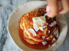 Leaf.tv — Coconut Pancakes
