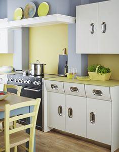265 best retro kitchens images in 2019 vintage kitchen retro rh pinterest com