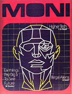 Magazines for Sale in Blade Runner, 1982 - Retronaut