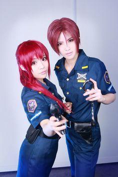 C3~FREE!! - RaKu Rin Matsuoka, Gou Matsuoka Cosplay Photo - Cure WorldCosplay