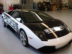 Vehicle wrap on a Lamborghini Mucielago for EA Games in Los Angeles, CA www.skinzwraps.com by skinzwraps gallery, via Flickr