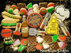 BBQ cookies