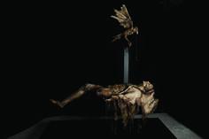YOANN PENARD. Contemporary Sculpture, Contemporary Artists, Sculptures, Lion Sculpture, Statue, Sculpture