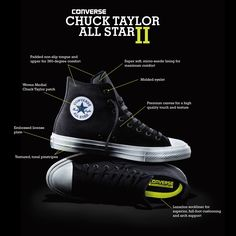 Chuck Taylor All Star Street Hiker Black black