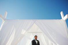 Ky + Ben | Wedding in La Maltese - Santorini – Greece Mykonos Santorini Athens Wedding Photographer