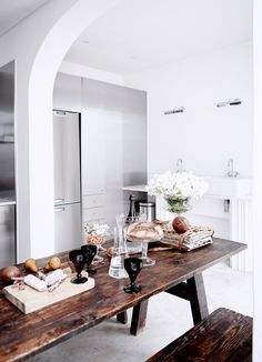323 best domestic dining images dining room inspiration kitchens rh pinterest com