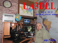 UA3DLL European  Russia