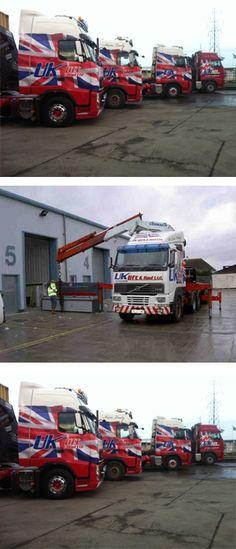18 best uk lift haul images truck mounted crane ab workouts rh pinterest com