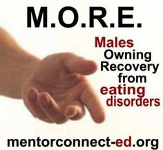 Male Eating Disorder Recovery