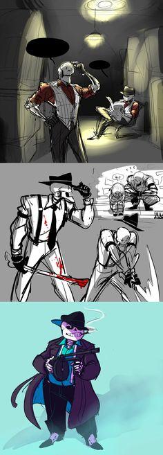the bros by inside-under.deviantart.com on @DeviantArt