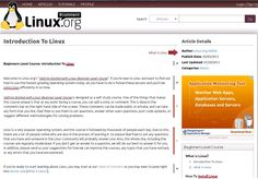 Introduction To Linux  What is Linux  Beginners Level Course: Introduction To Linux