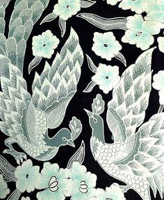 Creative Art, Creative Design, Batik Art, Batik Pattern, Traditional Fabric, Patterned Sheets, Happy Colors, Java, Ikat