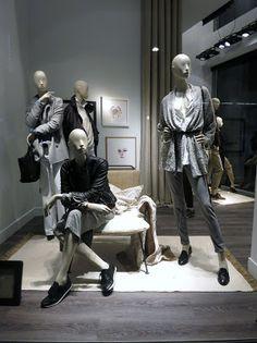 www.retailstorewindows.com: Massimo Dutti, London