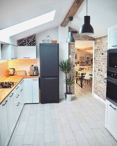 Ways To Use That Room Below Your Stairs Kitchen Ideas Kitchen Remodel Kitchen Cabinets Kitchen Decor Kitchen Organization Home Design, Küchen Design, Best Interior Design, Home Interior, Interior Styling, Kitchen Wall Tiles, Kitchen Decor, Stairs Kitchen, Wall Tiles Design