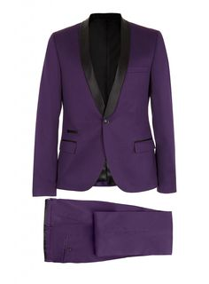 purple tuxedo jacket | Tuxedo, Suit, Blazer & Jacket Style Tips | Men's Fashion Blog