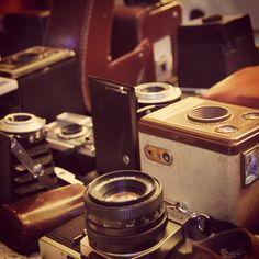 More Bygone camera props!