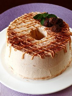 秋のホームパーティに活躍する主役デザート|『ELLE a table』はおしゃれで簡単なレシピが満載!