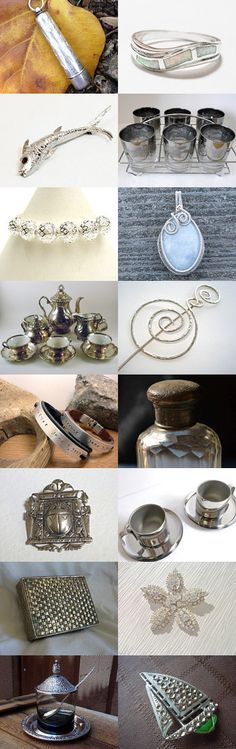 Hi Ho Silver by Julie Duvall on Etsy--Pinned with TreasuryPin.com