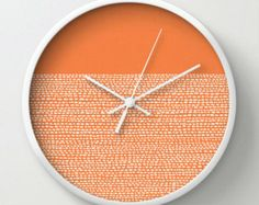 Reloj celosia orange