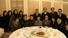 Spring Dinner 2012